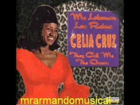 1996 - CELIA CRUZ - ME LLAMAN LA REINA.- Disco Completo.-