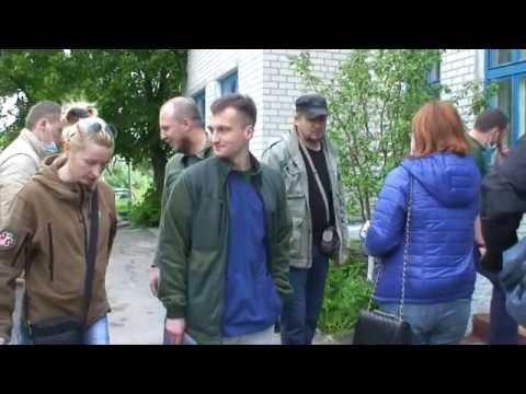 Виктория Васильченко: медики ПДМШ им.Пирогова  в Рубежном