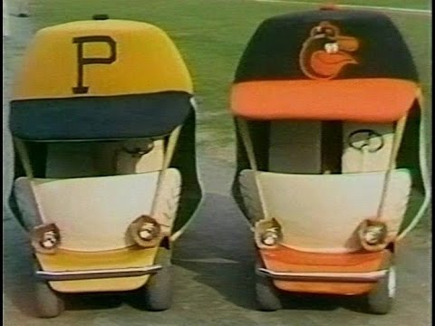 Strat-O-Matic 1971 World Series  Pittsburgh Pirates vs Baltimore Orioles Game 7