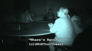 Real Ghost Footage - Guests reaction to sounds in location