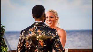 Alessandra y Adrián, sorpresas y confesiones a primera vista - Casados a Primera Vista
