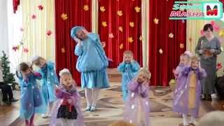 ТУЧКА ❤️ танец в детском саду Капелек / A Cloud - dance in kindergarden