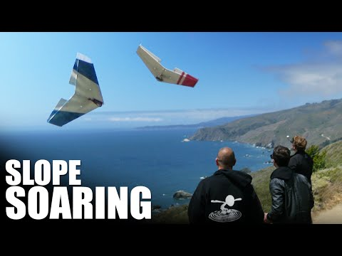FliteTest | Slope Soaring (w/FT Versa Wings)