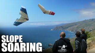 FliteTest | Slope Soaring (w/FT Versa Wings)