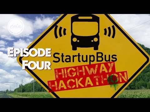 StartupBus: Highway Hackathon | Episode 4 | COIN