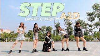 [DANCE COVER] KARA (카라) - STEP (스텝) by A2D from Vietnam