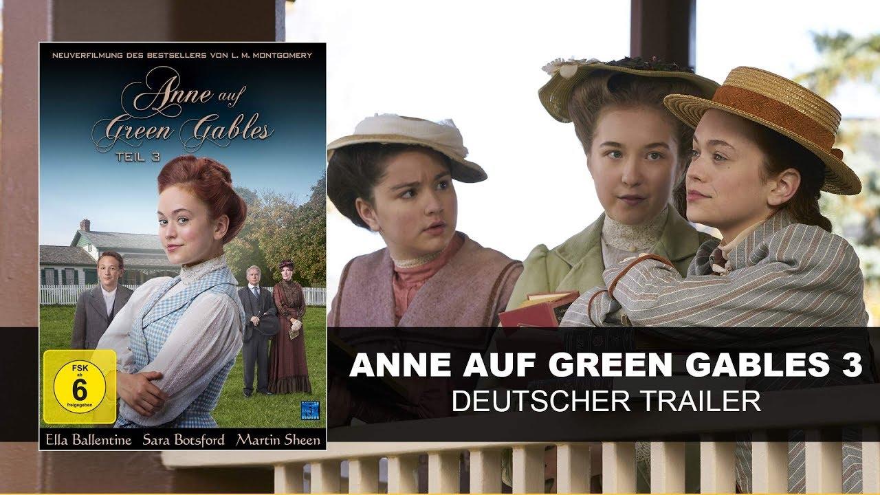 72f75a0ef0e Anne auf Green Gables, Teil 3 (Deutscher Trailer) | Martin Sheen | HD | KSM