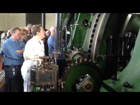 Worthington Simpson Tripple Expansion Steam Engine