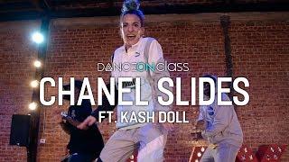 Dreezy - Chanel Slides ft. Kash Doll | Nicole Kirkland Choreography | DanceOn Class