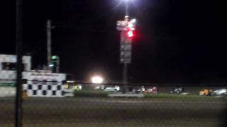 Cedar County Raceway Fall Bash Mod Lite Feature