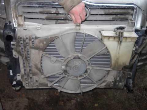Радиатор печки тойота авенсис 1997 2003