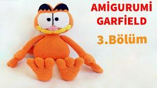 Garfield a Crochet Pattern by Erin Scull | Amigurumi modelleri ... | 180x320