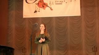 Концерт Марианны Мельвиль - ч.4   / студия бельканто раменское /