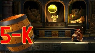 Donkey Kong Country Returns 3D: World 5-K Blast and Bounce