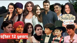 THE SUITE LIFE OF KARAN AND KABIR CAST | WHERE ARE THEY NOW? | tslokak episode 1 to last episode |