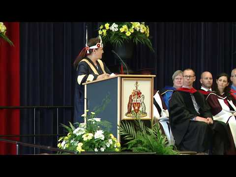 Spring Convocation 2017 – FACULTY OF APPLIED HEALTH SCIENCES –10 AM