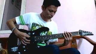 REVENGE THE FATE - DARAH SRIGALA (Guitar Cover ROMY BUZZ)