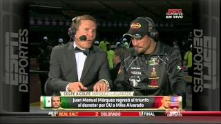 Golpe A Golpe Post Juan Manuel Marquez vs Mike Alvarado