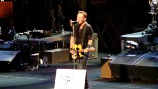 Springsteen  - Little Bit O Soul - The Spectrum October 13, 2009