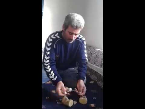 Patatesten Elektrik Üretmek