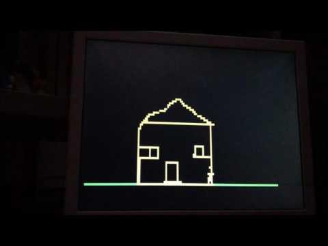 Arduino VGA Etch-a-Sketch