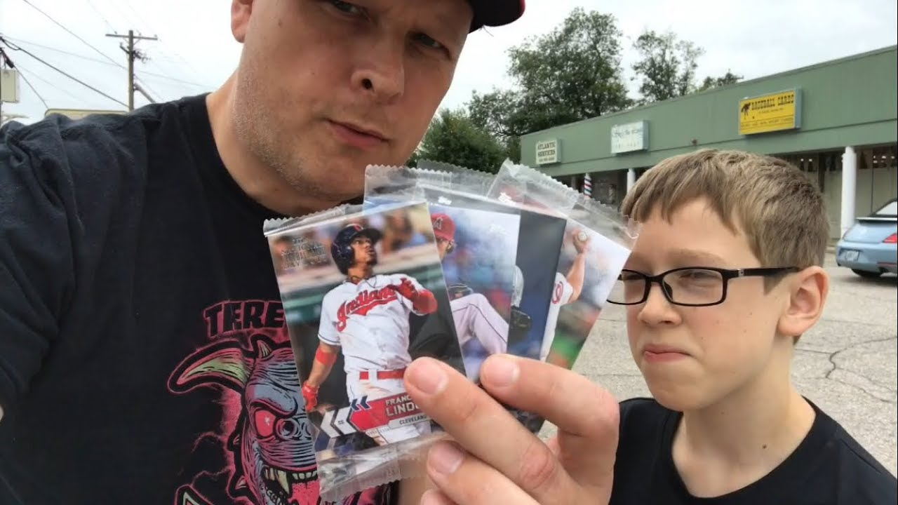 Topps National Baseball Card Day 2017 Recap