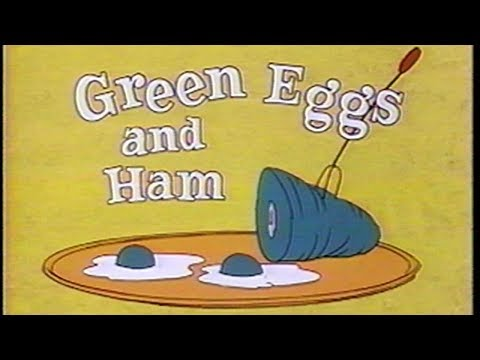 Dr. Seuss On The Loose: Green Eggs And Ham (HQ Sing-along Version)