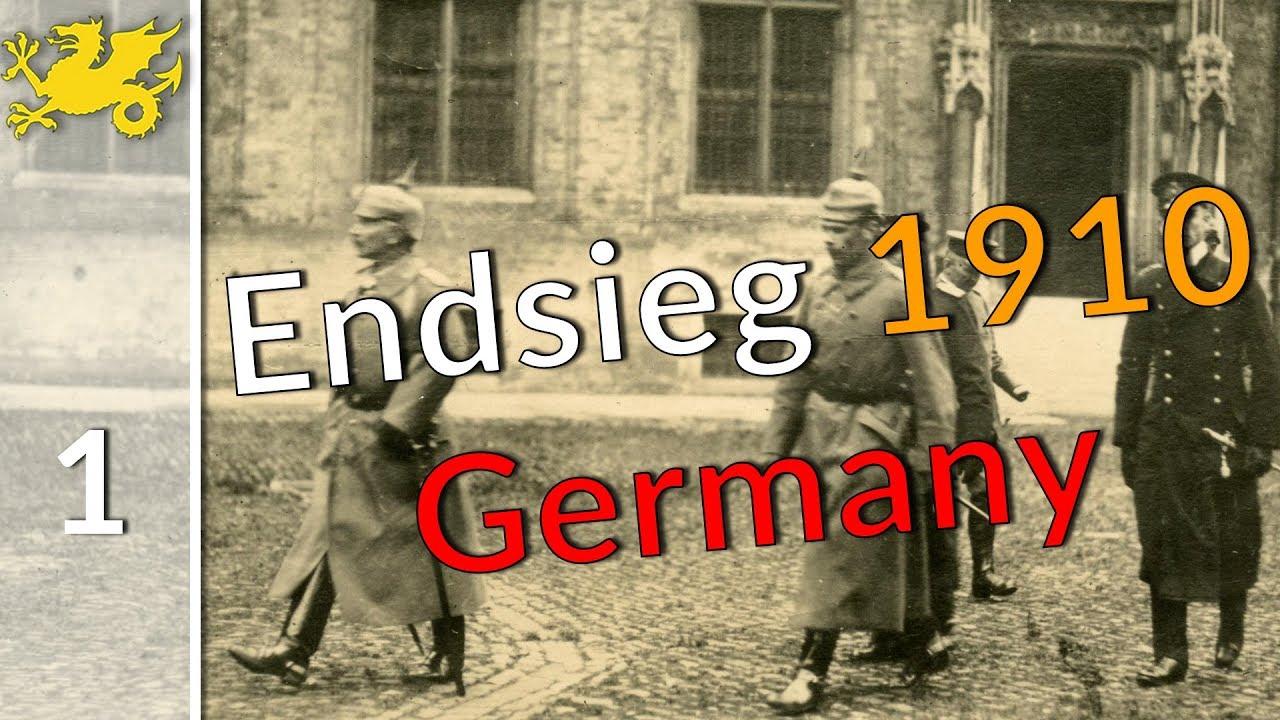 HOI4 Endsieg 1910 - Germany [1]