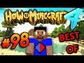 BEST OF    HOW TO MINECRAFT S4  98