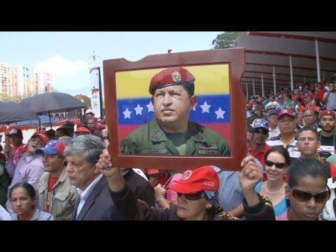 Venezuela celebrates Hugo Chavez anniversary