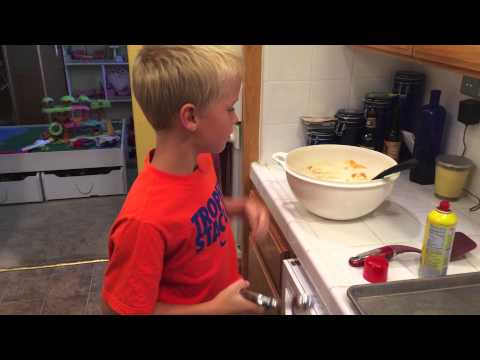 How To Make Pumpkin Chocolate Chip Cookies - By Eli