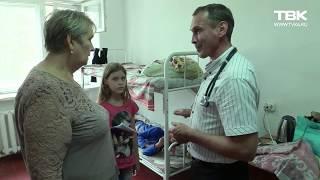 В Красноярск прибыли электрички с людьми из зоны эвакуации