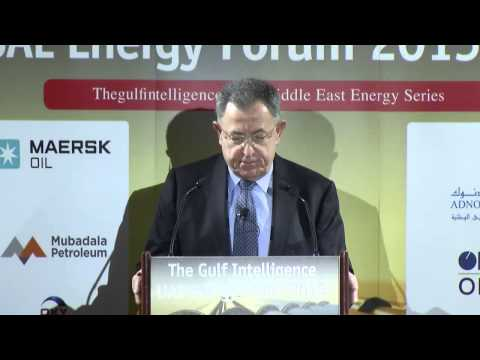 HE Fouad Siniora Delivers Lecture on Outlook for Middle East 4 years on from Arab Spring