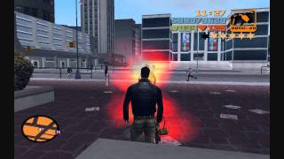 Grand Theft Auto III Gameplay: RAMPAGE