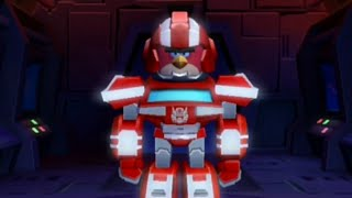 Angry Birds Transformers #119 IronHide Level 10