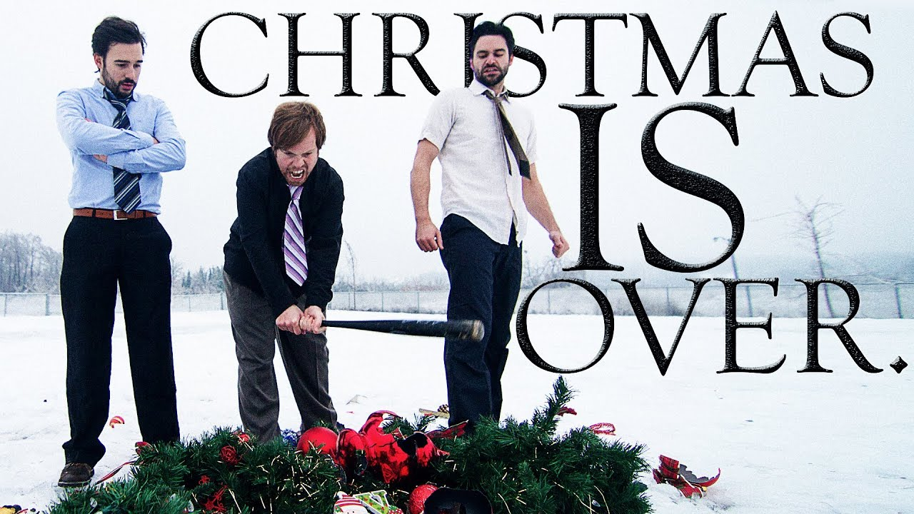 Image result for christmas is over