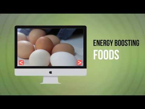 Athletic Greens List of Top Natural Energy Foods