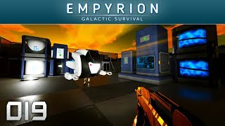 🚀 EMPYRION [019] [Betonblock zum Sonnenaufgang] [S01] Let's Play Gameplay Deutsch German thumbnail