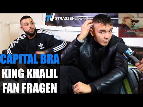 CAPITAL & KING KHALIL Fan Fragen: Tour, Gras, Banger, Samy D