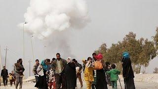 Битва за Мосул: первый случай применения химического оружия