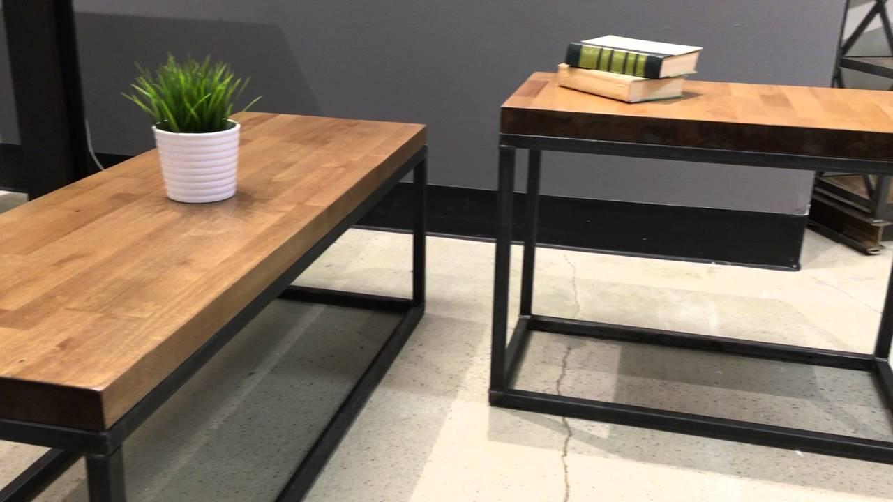 Industrial Office Furniture Design - Modern Industrial ...