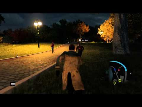 Watch Dogs - PS4 - Random Street Crime