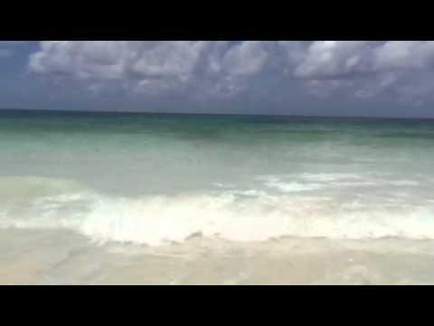 Cancun's Water
