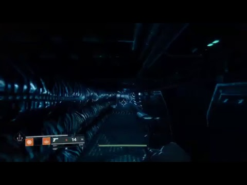 Cool space Destiny 2 gameplay