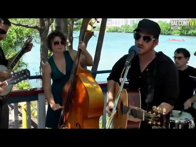 THE LENNINGS - CREEK (BalconyTV)