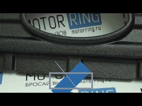 Зимняя защита радиатора на Лада Нива 4х4 с решеткой Урбан | MotoRRing.ru