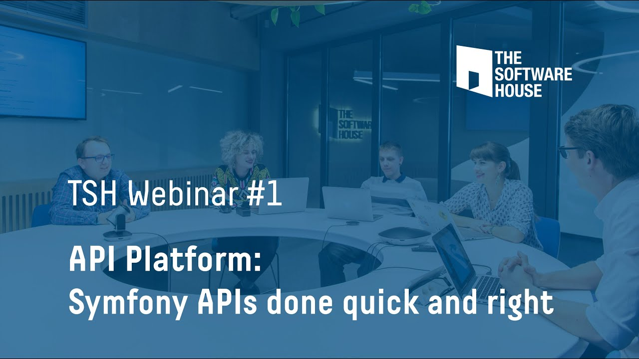API Platform webinar: Symfony APIs done quick and right