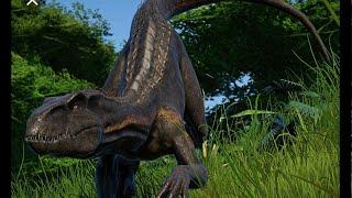 Indoraptor feed himself!! Jurassic World