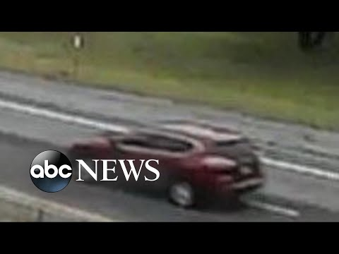 State police in Rhode Island search for road rage driver who opened fire on another vehicle