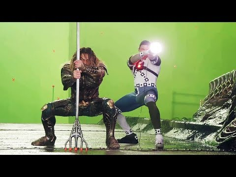 Download AQUAMAN Character 'Justice League' Behind The Scenes [+Subtitles]